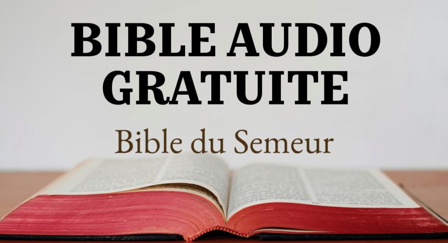 SEMEUR TÉLÉCHARGER GRATUITEMENT DU LA BIBLE